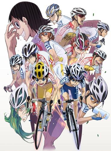 постер аниме Трусливый велосипедист [ТВ-1]