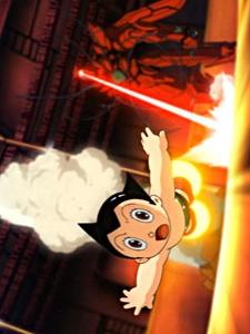 постер аниме Tetsuwan Atom: Shinsengumi