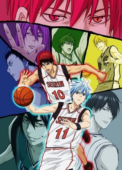 постер аниме Баскетбол Куроко [ТВ-2]