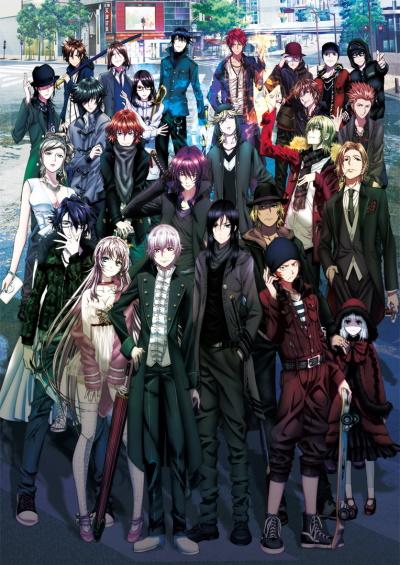 Gekijouban K: Missing Kings / Project K Movie / Проект Кей (фильм): Пропавшие Короли