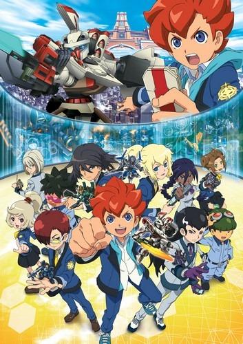 постер аниме Danbooru Senki Wars