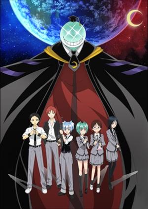 постер аниме Класс убийц OVA