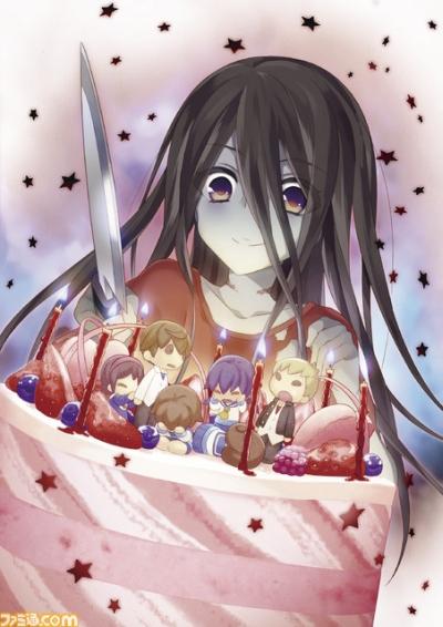 постер аниме Вечеринка мёртвых: Пропавшая запись