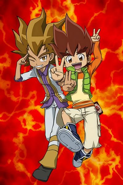 постер аниме Duel Masters Victory V