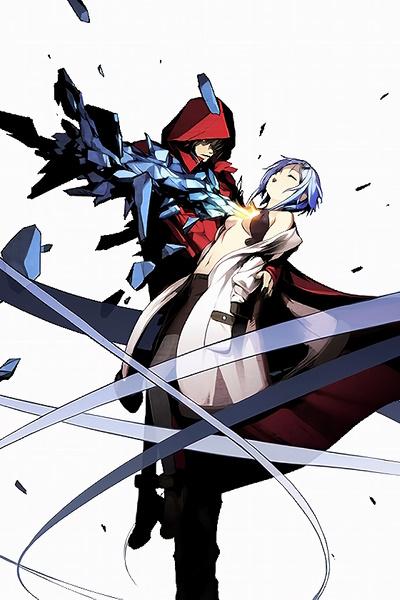 постер аниме Корона греха OVA