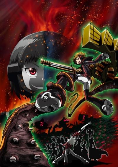 постер аниме Пушка Нобунаги