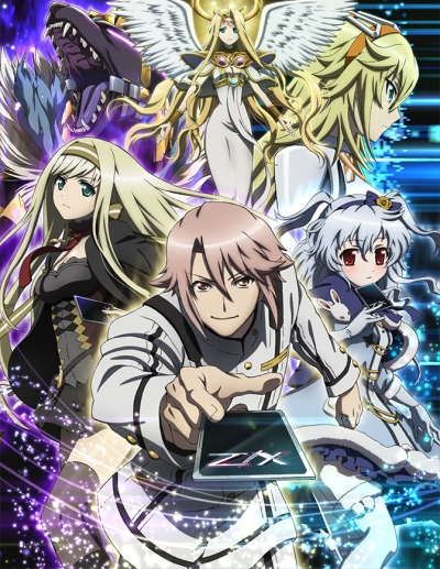 постер аниме Z/X: Ignition