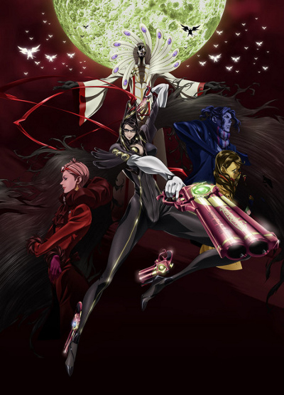 постер аниме Bayonetta: Bloody Fate