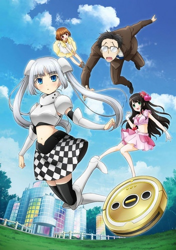 Мисс Монохром [ТВ-1] / Miss Monochrome The Animation [2013]