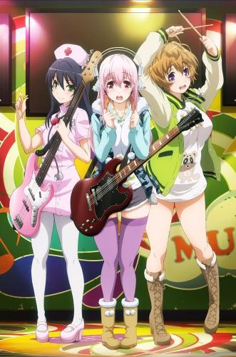 постер аниме SoniAni