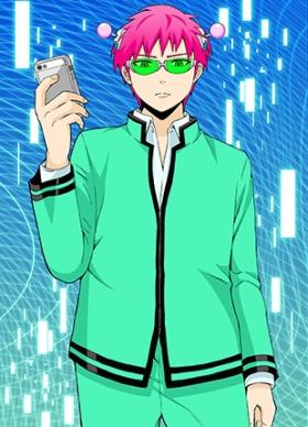 постер аниме Ох, уж этот экстрасенс Сайки Кусуо! ONA