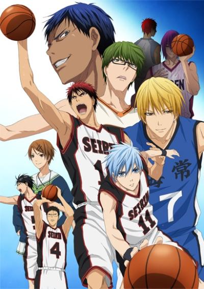 постер аниме Баскетбол Куроко [ТВ-1]