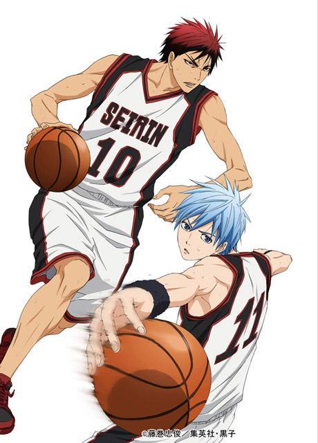 Kuroko no Basuke / Баскетбол Куроко [2012]