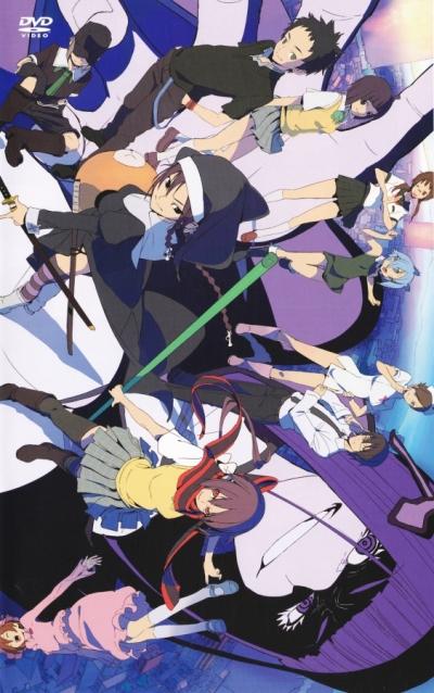 постер аниме Вишневый Квартет OVA-1