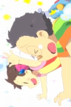 постер аниме Hoshi Hen