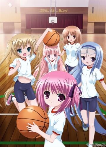 постер аниме Баскетбольный клуб! [ТВ-1]