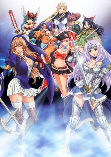 Queen's Blade: Rebellion / ������ �������� [��-3] [2012]