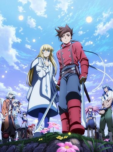 постер аниме Сказания Симфонии OVA-3