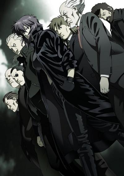 постер аниме Призрак в доспехах: Синдром одиночки [ТВ-2]