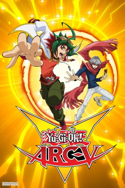 постер аниме Югио! [ТВ-7]