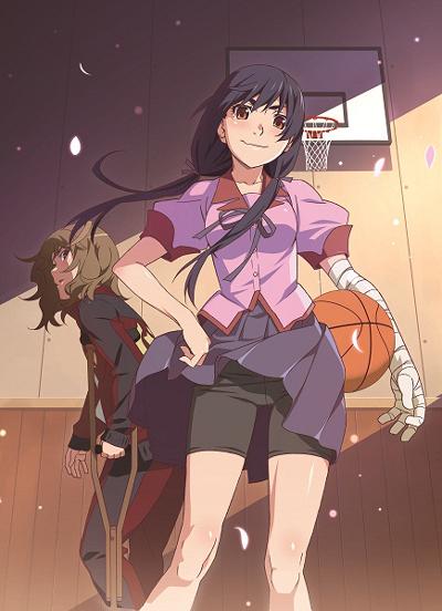 постер аниме История цветов