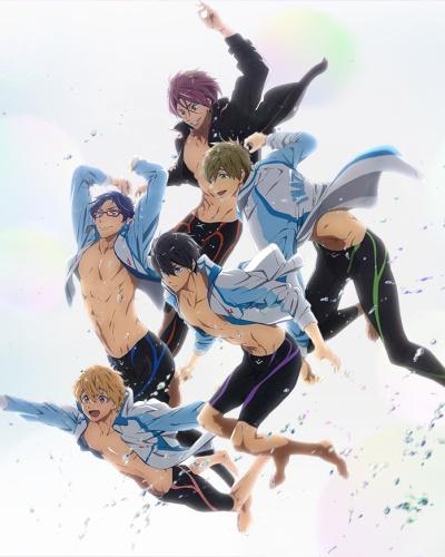 Плавательный клуб старшей школы Иватоби / Free! - Iwatobi Swim Club