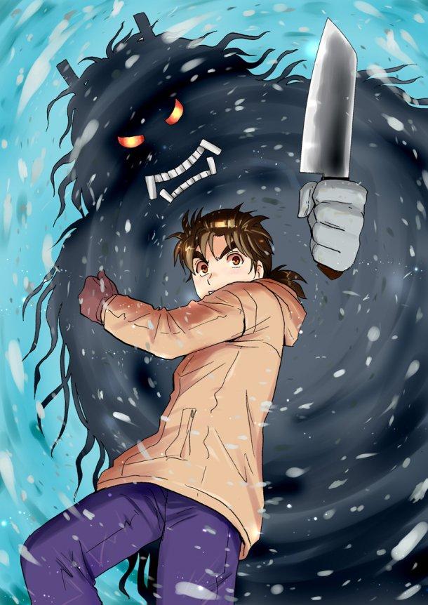 Дело ведет юный детектив Киндайти Возвращение / Kindaichi Shounen no Jikenbo Returns