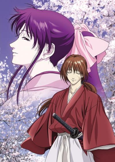Бродяга Кэнсин OVA-2 [2001]