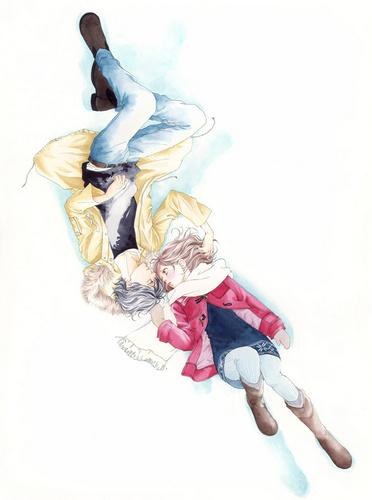 Дорога юности / Неудержимая юность / Ao Haru Ride