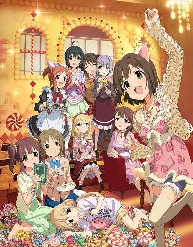Идолмастер: Девушки золушки / Idolmaster: Cinderella Girls