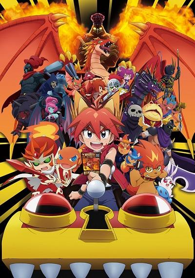 постер аниме Oreca Battle