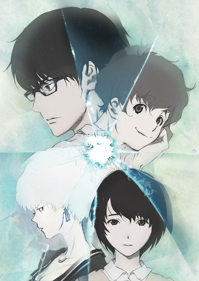 Эхо Террора/Zankyou no Terror/Terror in Resonance