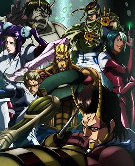 постер аниме Терраформеры OVA-1