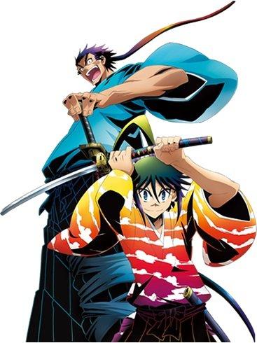 постер аниме Mushibugyou OVA