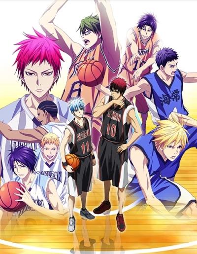 Баскетбол Куроко 3 сезон / Kuroko no Baske 3 сезон