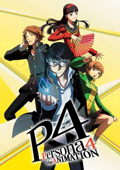 Persona 4 The Animation / Персона 4 [2011]