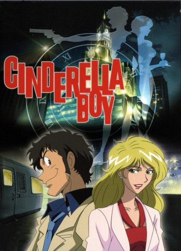 постер аниме Cinderella Boy