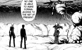 Одиннадцатый лог из второго тома манги