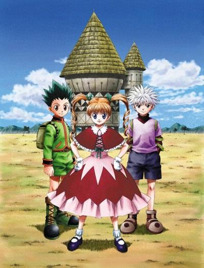 постер аниме Охотник х Охотник OVA-2