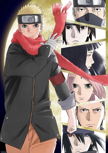 постер аниме Наруто: Последний фильм