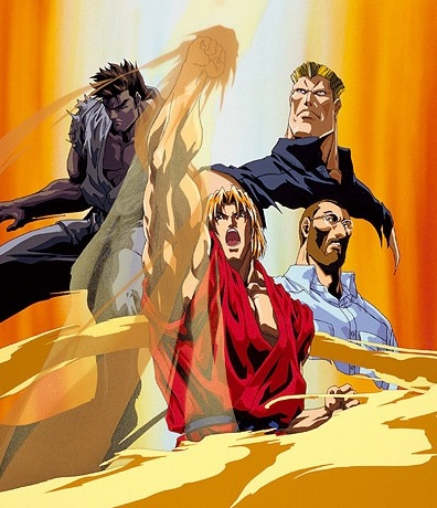 Уличный боец II [ТВ] / Street Fighter II Victory [1995]
