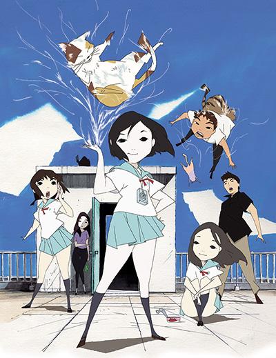 постер аниме Ветряные истории
