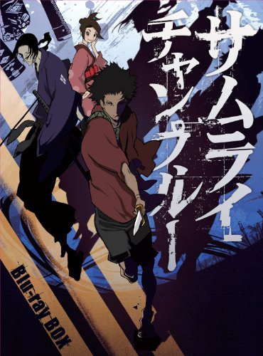 Samurai Champloo / Самурай Чамплу [2004]