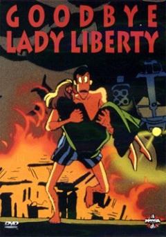 постер аниме Люпен III: Похищение статуи Свободы (спецвыпуск 01)