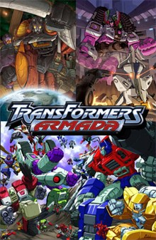 постер аниме Chou Robot Seimeitai Transformers Micron Densetsu