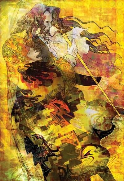постер аниме Граф Монте-Кристо