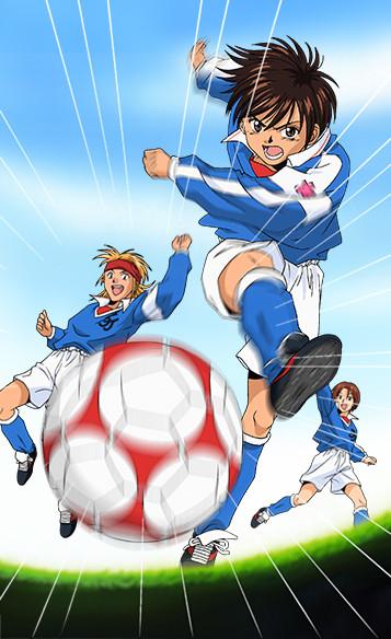 постер аниме Whistle!