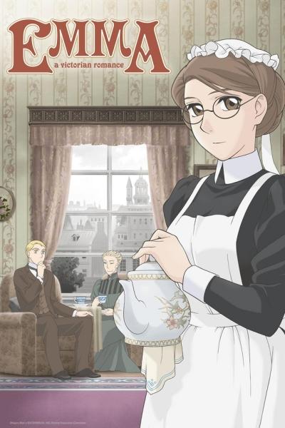 постер аниме Эмма: Викторианская романтика (первый сезон)