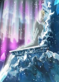 постер аниме Снежная королева