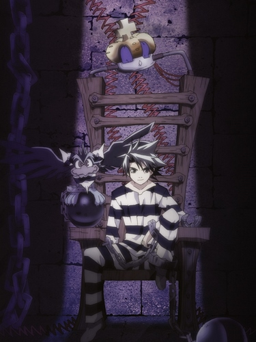 постер аниме Приключения Джинга OVA